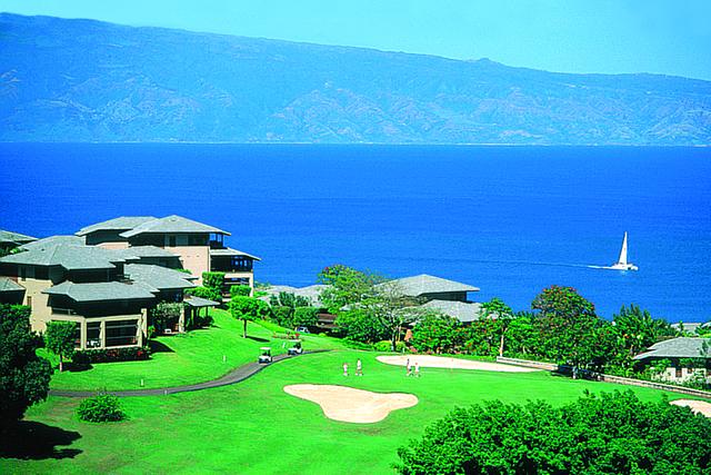 ベイコース ゴルフコース|カパルアリゾート!マウイの高級コンドミニアム