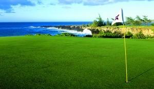 ベイコース ゴルフコース|カパルアリゾート!マウイの高級コンドミニアム 画像