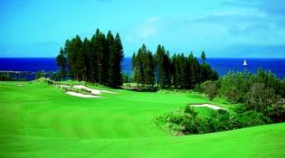 プランテーションコース ゴルフコース|カパルアリゾート!マウイの高級コンドミニアム 画像