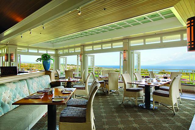 プランテーション レストラン|カパルアリゾート!マウイの高級コンドミニアム 画像